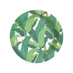 These tropical leaf plates are made from sturdy, heavy board stock in a quality matte finish. Perfect for a luau, jungle or safari party or any other fun tropical theme. Item Details: Pack contains 12 plates Plate size: diameter Safari Party, Jungle Party, Jungle Theme, Jungle Safari, Motif Jungle, Tropical Desserts, Summer Party Decorations, Birthday Decorations, Party Plates