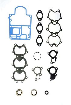 WSM Outboard Mercury 90-150 Hp  Inline 6 Cylinder Gasket Kit 500-215 27-60476A