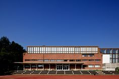 Gallery of AD Classics: Jyvaskyla University / Alvar Aalto - 10