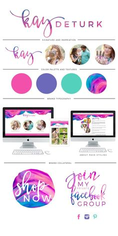 Branding and Web Site Design See the live WordPress website by clicking here! Website Design Inspiration, Graphic Design Inspiration, Maquette Site Web, Brand Style Guide, Branding Your Business, Brand Board, Brand Identity Design, Marie, Creative