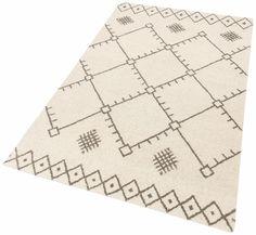 Teppich »Moroccan 3« beige, B/L: 60x90cm, 14mm, THEKO EXKLUSIV Jetzt bestellen unter: https://moebel.ladendirekt.de/heimtextilien/teppiche/sonstige-teppiche/?uid=30ee2e96-76c2-56e3-8089-1e97f45f5e00&utm_source=pinterest&utm_medium=pin&utm_campaign=boards #heimtextilien #sonstigeteppiche #teppiche
