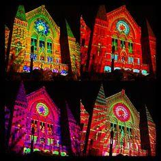 incredible #lumenocity in #Cincinnati