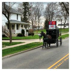 Amish country in Middlebury Indiana!  - iSaveA2Z.com