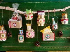 Der Alnatura Adventskalender zum Selberbasteln: Eine tolle Idee für alle unsere Lieben! Xmas, Christmas, Advent Calendar, Minden, Holiday Decor, Projects, Classroom, Adventure, Gift