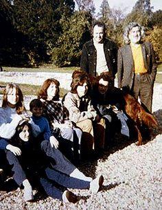 HARRISON FAMILY AT FRIAR PARK SUMMER 1973: