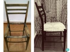 deTaller | Recuperación de silla de los años 60