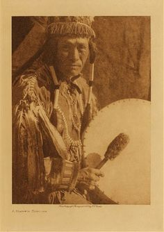 A Klamath Costume