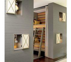 Inspiring Bunk Bed Room Ideas | Interior Design, Architecture & Interior Decorating