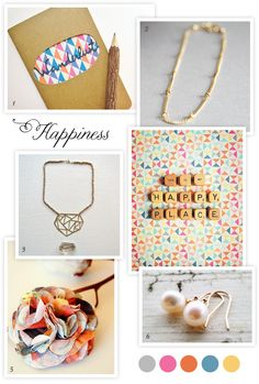 *Lovely Clusters - The Pretty Blog: Featured Faves: Happiness