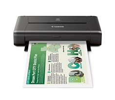 CANON PIXMA iP110 Wireless Mobile Printer With Airprint(TM) And Cloud Compatible Canon