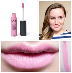 NYX Sydney Soft Matte Lip Cream