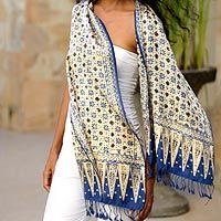 Blue Jasmine from @NOVICA, They help #artisans succeed worldwide.