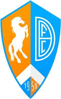 "Football as Football | Denver ""Soccer Badge"""