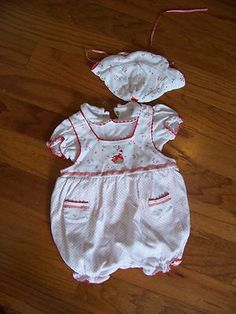 Adorable for infant girl - classic