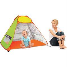 Tenda Sun Baby Proteção UV 40 Laranja Dican