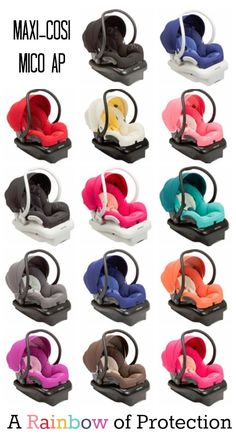 Maxi-Cosi Mico AP infant car seat review & Giveaway