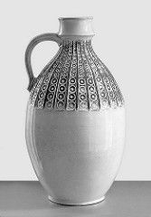 Ceramano 255 - Polaris - Floor Vase (Fat Lava Wadersloh) Tags: west lava fat german pottery polaris hanns welling wgp 255 ceramano