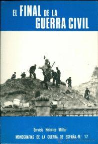 Resultado de imagen de final de la guerra civil en espana