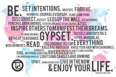 Tiny Devotions Manifesto