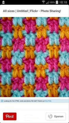 2 drop stitch, 2ch