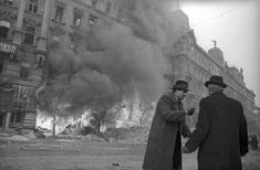 1945. Nyugati tér.