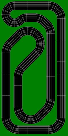 4× 8 Ravinia 35 Tomy AFX Raceway
