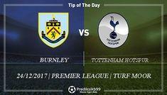 Prediksi Burnley vs Tottenham Hotspur, Prediksi Burnley vs Tottenham Hotspur 24 Desember 2017, Prediksi Bola Burnley vs Tottenham Hotspur, Prediksi Skor Burnley vs Tottenham Hotspur, Pasaran Bola Burnley vs Tottenham Hotspur