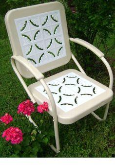 Marvelous 15 Best Metal Chairs Images Metal Chairs Chairs Outside Pabps2019 Chair Design Images Pabps2019Com