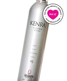 Best Volumizing Product No. 1: Kenra Volume Spray 25, $17.95