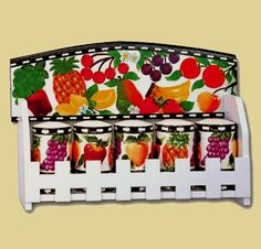 New Fruit Spice Rack