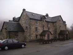 Drovers Inn - Scotland's West Highland Way - 96 brilliant miles,milngarve to fort William