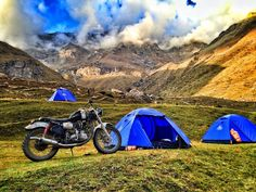 What an awesome ride from GREF junction to Sural Batori. It threatened to rain and as we set up camp and the locals came to tell us i. Royal Enfield, The Locals, Outdoor Gear, Tent, Adventure, Cafe Racers, Motorcycles, Travel, Vintage