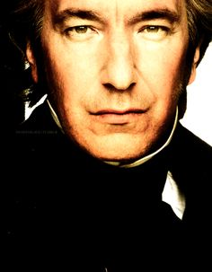 I loved Alan Rickman as the good guy (Sense and Sensibility's Colonel Brandon) before everyone else even knew Professor Severus Snape WAS the good guy. Who wouldn't love a man who carries a woman for miles in the pouring rain to save her from herself? Beautiful Men, Beautiful People, I Look To You, Severus Rogue, Alan Rickman Severus Snape, Sir Anthony Hopkins, Movies And Series, Pride And Prejudice, Period Dramas