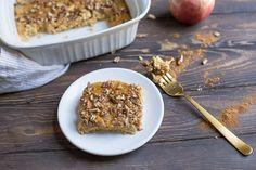 Pumpkin Apple Breakfast Bake (Paleo, Whole30)