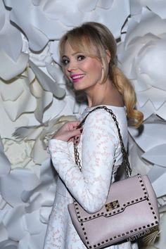 Agnieszka Jastrzębska lubi szminkę M.A.C Candy Yum Yum (fot. arch. prywat.)