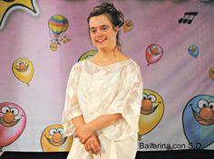 Bailarina con sindrome de down: ESTA SEMANA ME HA PASADO DE TODO Escrito por Haize...