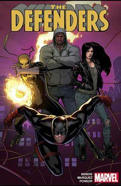 Os Defensores da Marvel