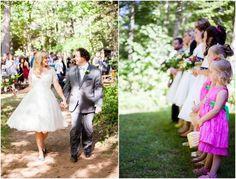 Wedding At Summer Camp - Rustic Wedding Chic