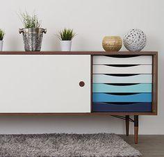 HACK: Paint Ikea Alex ombre theme.