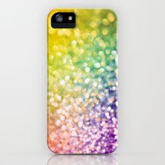 Whirlwind Bokeh iPhone & iPod Case by Lisa Argyropoulos - $35.00