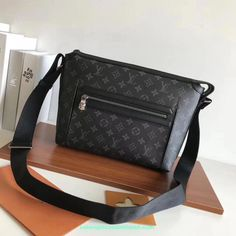 d1a56da1ecb1 louis vuitton handbags at harrods #Louisvuittonhandbags Louis Vuitton Messenger  Bag, Messenger Bag Men,