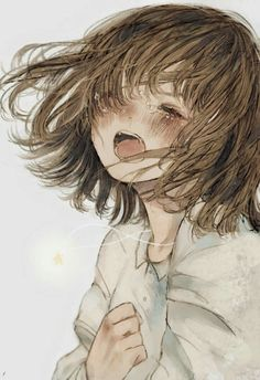 I'm blaming myself for your empty lies. Kill me, please just kill me. This ode to my demise please. Art Anime, Anime Art Girl, Manga Girl, Manga Anime, Anime Girl Crying, Sad Anime Girl, Kawaii Anime Girl, Sad Girl Art, Sad Art
