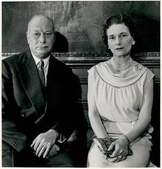 Princess Alice, the Duchess of Gloucester with her husband Prince Henry, the Duke of Gloucester. Photos by Cecil Beaton Roi George, King George, Princess Alexandra, Princess Elizabeth, Princess Alice, Prince And Princess, Gloucester, Eduardo Viii, Queen Victoria Prince Albert