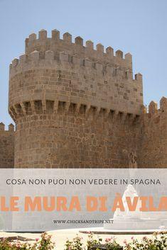 Le mura di Àvila sono uno dei siti UNESCO più belli della Spagna. Vi dico tutto, ma proprio tutto, su come vederle, quando vederle e quanto costa.