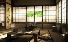interiores japoneses - Buscar con Google