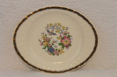 D4 Vintage Cronin China Co Small Serving by CRAZYMARYSFINDS