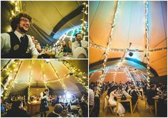 48 Winter Tipi Wedding By S6 Photography