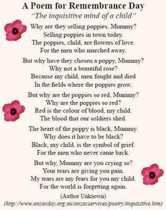 Give a moment to remember all those who fourght or gave there lives for us. it may not be remembrance day but if your reading this stop and give a moment to remember them! Remembrance Day Poems, Remembrance Day Activities, Memorial Day Poem, A Moment To Remember, Kids Poems, Anzac Day, Veterans Day, Veterans Poems, Cards