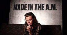 One Direction's Niall Horan and Harry Styles share two new Made In The A.M tracks (agh)   - Sugarscape.com