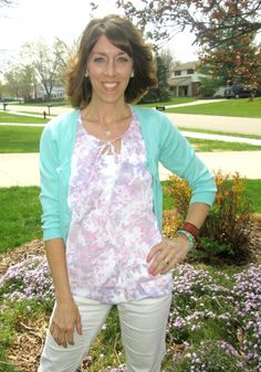 Pastel Florals For Summer With Susan of Charming Lucy! by @Charming Lucy